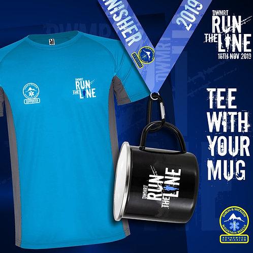 [PRE-ORDER EVENT COLLECTION] T-shirt & Mug Bundle