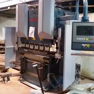 מכונת כיפוף פחים תוצרת DURMA