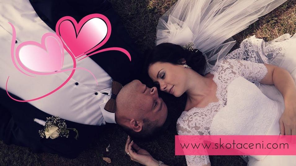 Svatební videoklip Tomáše a Janči