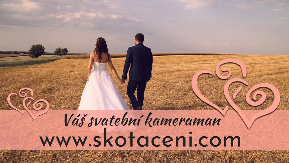 Lucie a Martin - Svatební video