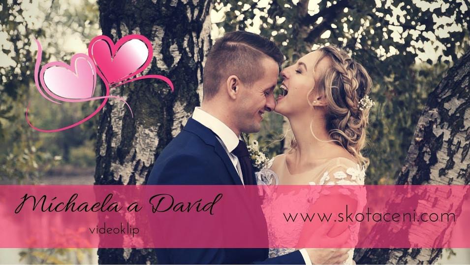 Svatební videoklip ♥ Míša a David ♥