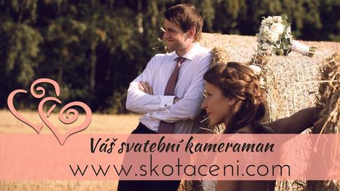 Tomáš a Gabriela - svatební video