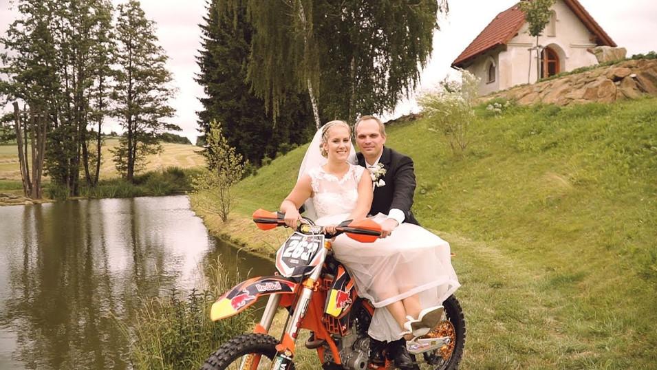 Petra a Marek - 23.6.2018 - Svatební video
