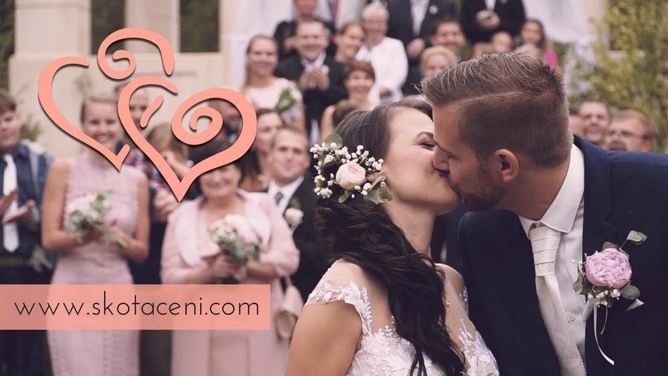 Svatební videoklip Michala a Simony