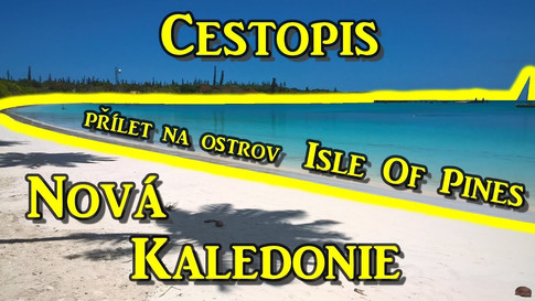 Cestopis o Nové Kaledonii