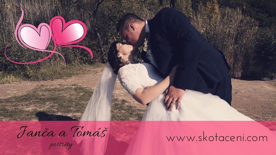 Tomáš a Janča - portréty
