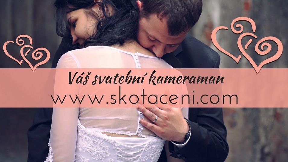 Květa a Vašek - Svatební video