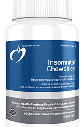 DESIGNS FOR HEALTH - Insomnitol Chewables