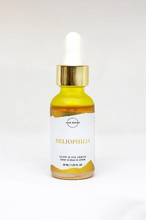 HELIOPHILIA - Fix & Glow Face Serum
