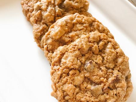 Oatmeal Cookies!!!