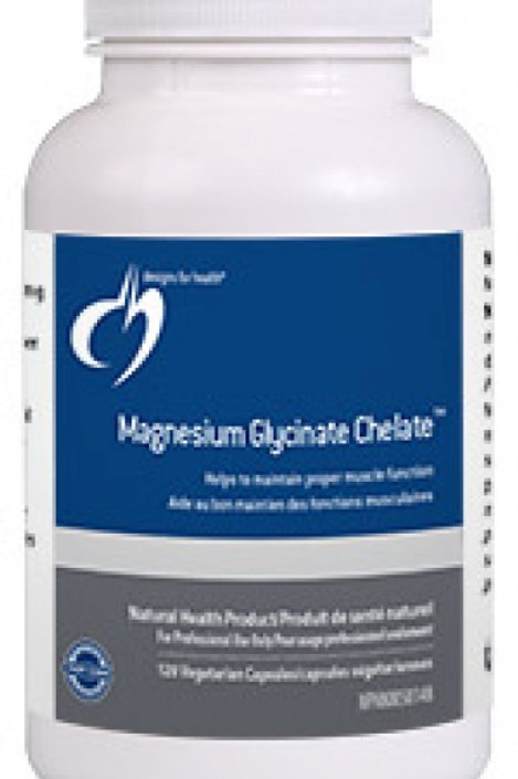 DESIGNS FOR HEALTH - Magnesium Glycinate Chelate