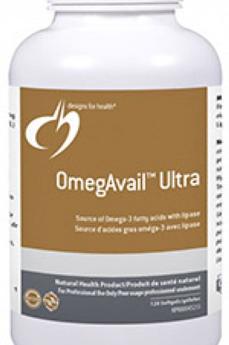 DESIGNS FOR HEALTH - OmegAvail Ultra