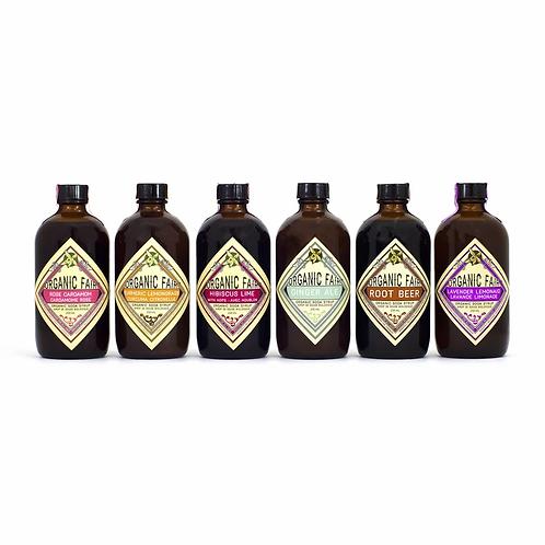 Organic Fair Soda Syrup