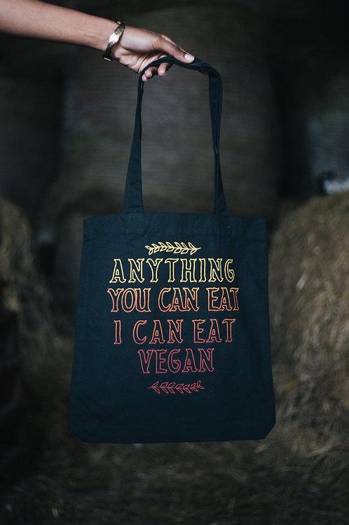Eat Vegan Tote