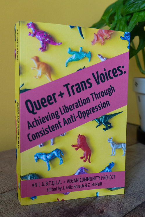 Queer + Trans Voices (Pre-Order)