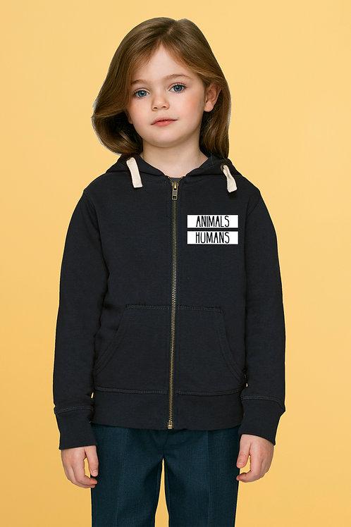 Equality Zip Hoodie Kids