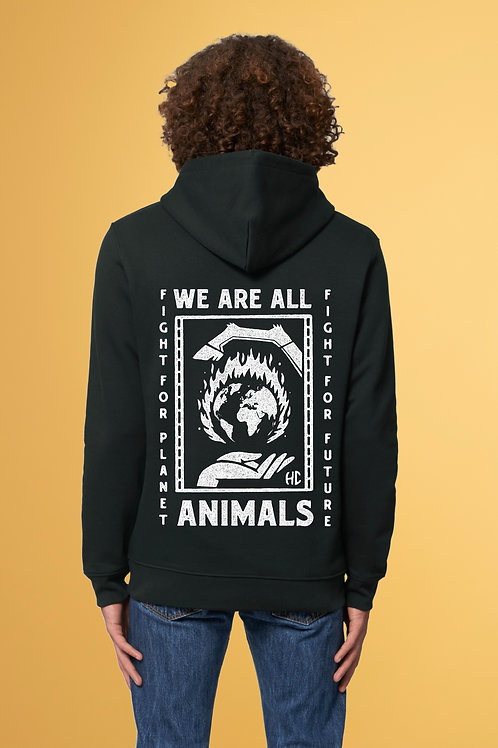 Liberation For All Hoody
