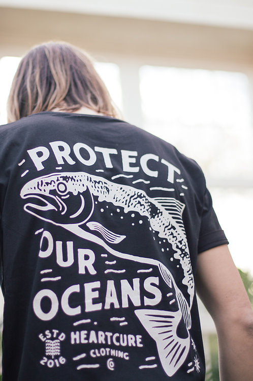 Protect our Oceans tee