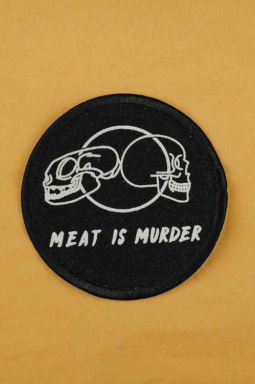 Meat is Murder patch
