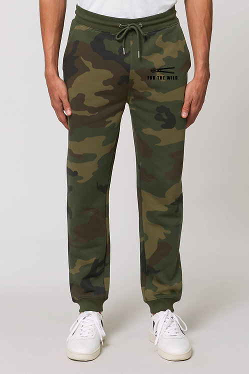 For The Wild Camo Joggers