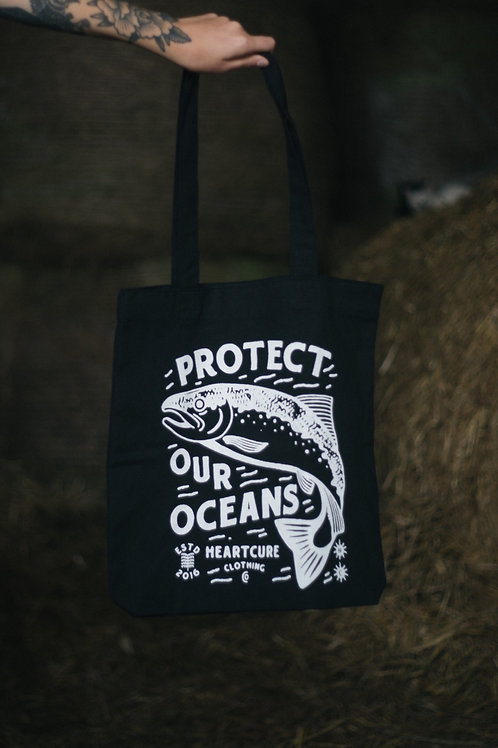 Protect Our Oceans Tote