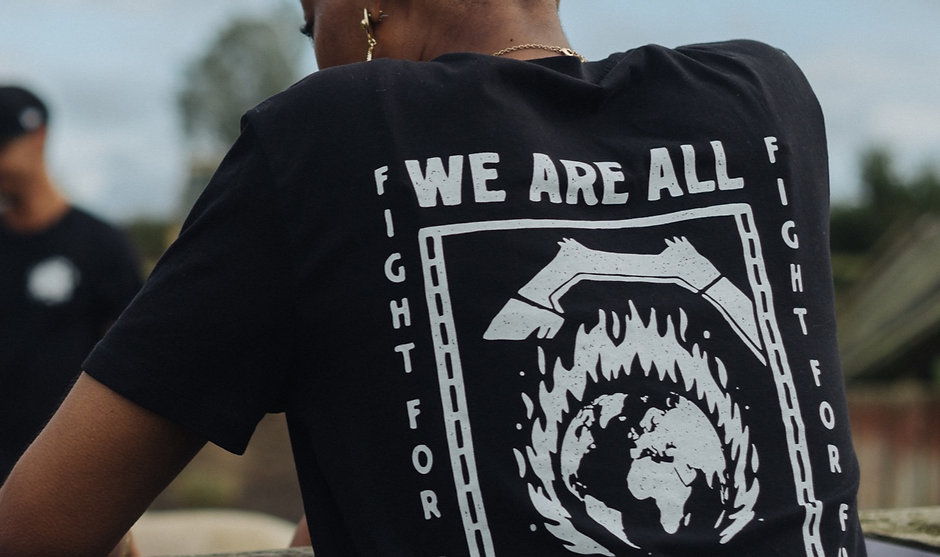 Print YOUR T-Shirt! -Liberation For All