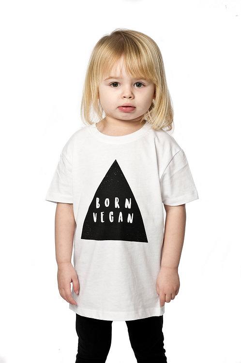 Born Vegan Tee