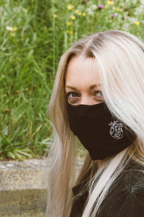 HeartCure Organic Face Mask