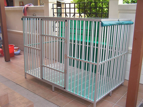 Collapsable Dog Cage