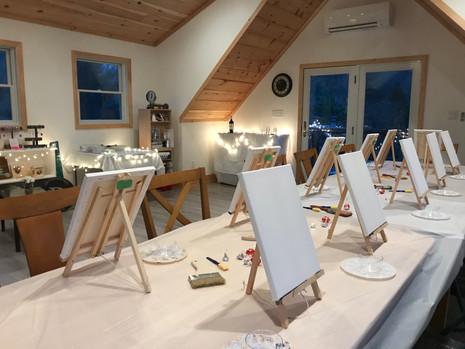 Paint & Sip Events