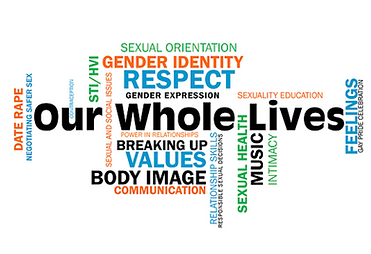 Our Whole Lives WordCloud.png