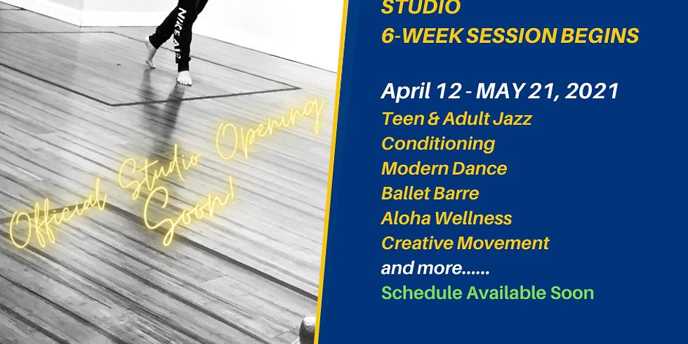Six-Week Dance Session