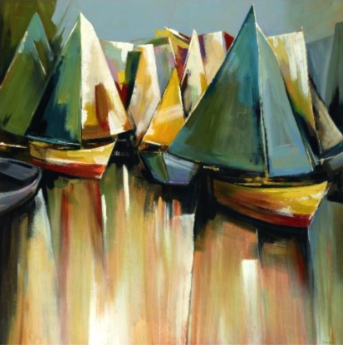HARBOR BRUSH GEL 54X54