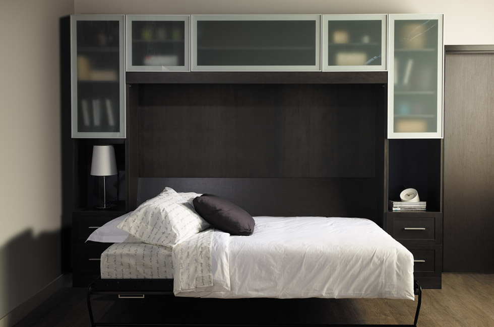 CABICO MURPHY BED OPEN