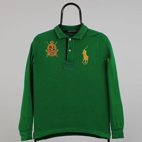 Ralph Lauren Green Polo Shirt