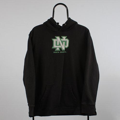 Vintage North Dakota NCAA Black Hoodie