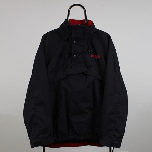 Chaps Ralph Lauren Navy 1/4 Zip Windbreaker Jacket