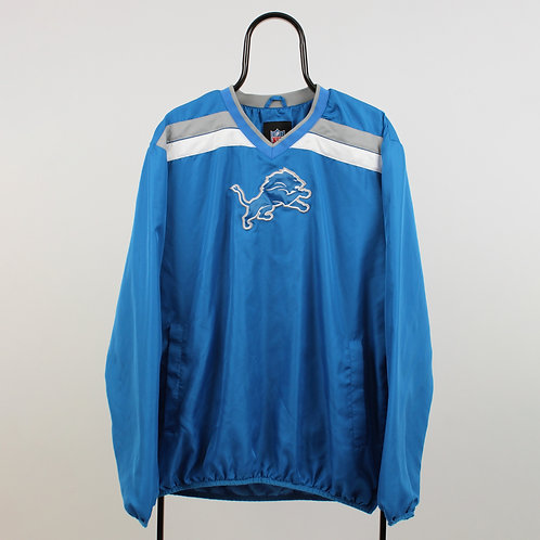 NFL Vintage Detroit Lions Tracksuit Top