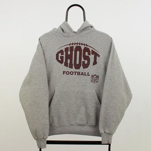 Vintage Grey Ghost Hoodie