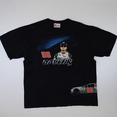 Nascar Black 'Dale Jr' T-Shirt