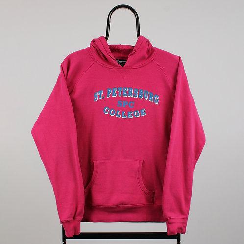 Champion Vintage Pink St Petersburg College Hoodie