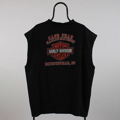 Harley Davidson Vintage Black 03 Vest
