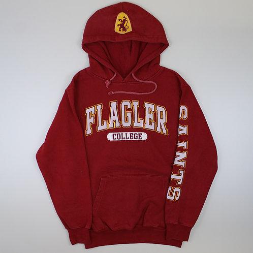 Vintage Flagler College Red Hoodie