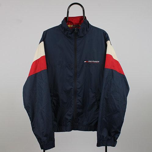 Tommy Hilfiger Vintage Navy Tracksuit Jacket