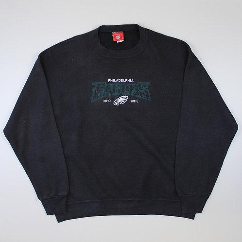 NFL Black Philadelphia Eagles Sweatshirt