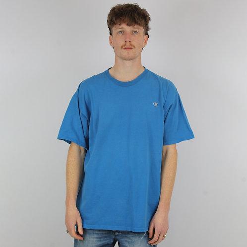 Champion Vintage Blue TShirt