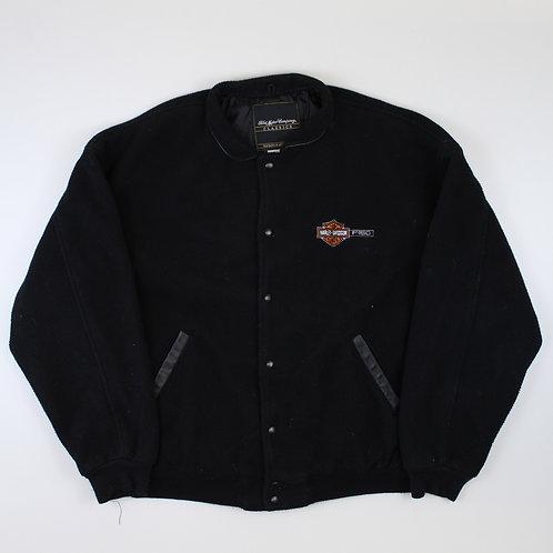 Harley Davidson Fleeced Jacket