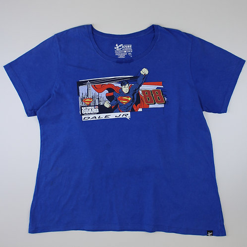 Vintage Nascar Dale Jr Blue T-Shirt