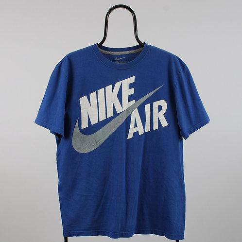 Nike Air Vintage Blue Spell Out TShirt