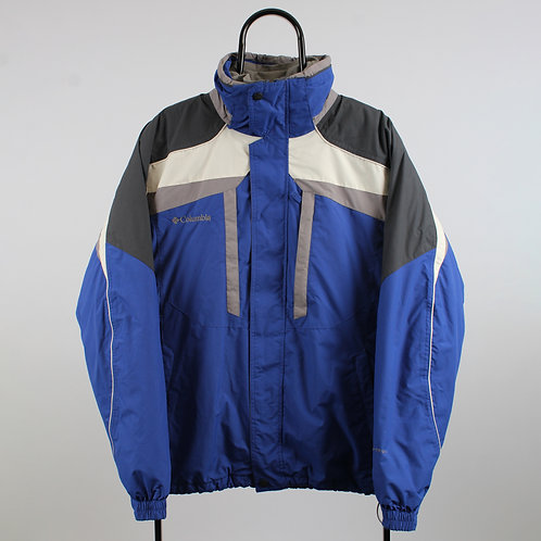 Columbia Vintage Blue Coat
